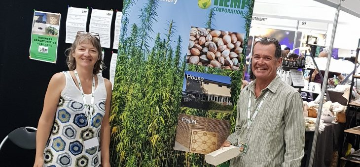 Melbourne Hemp Expo – 8th / 9th December 2018